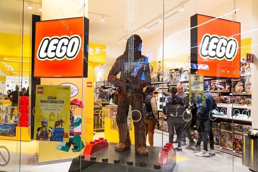 Lego Store Aguascalientes