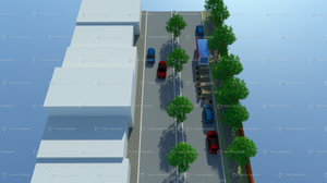intervencion urbana parklet aguascalientes