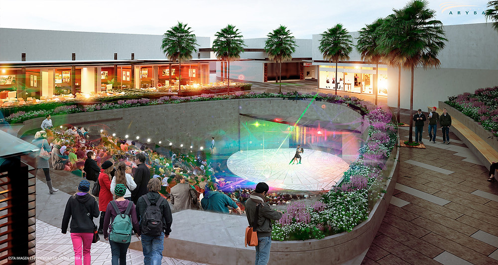 Se contemplan nuevos espacios recreativos en la expansión de altaria