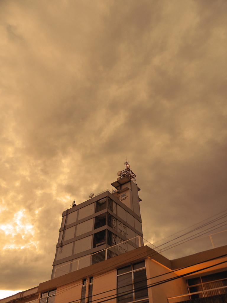 Torre Telmex en Aguascalientes