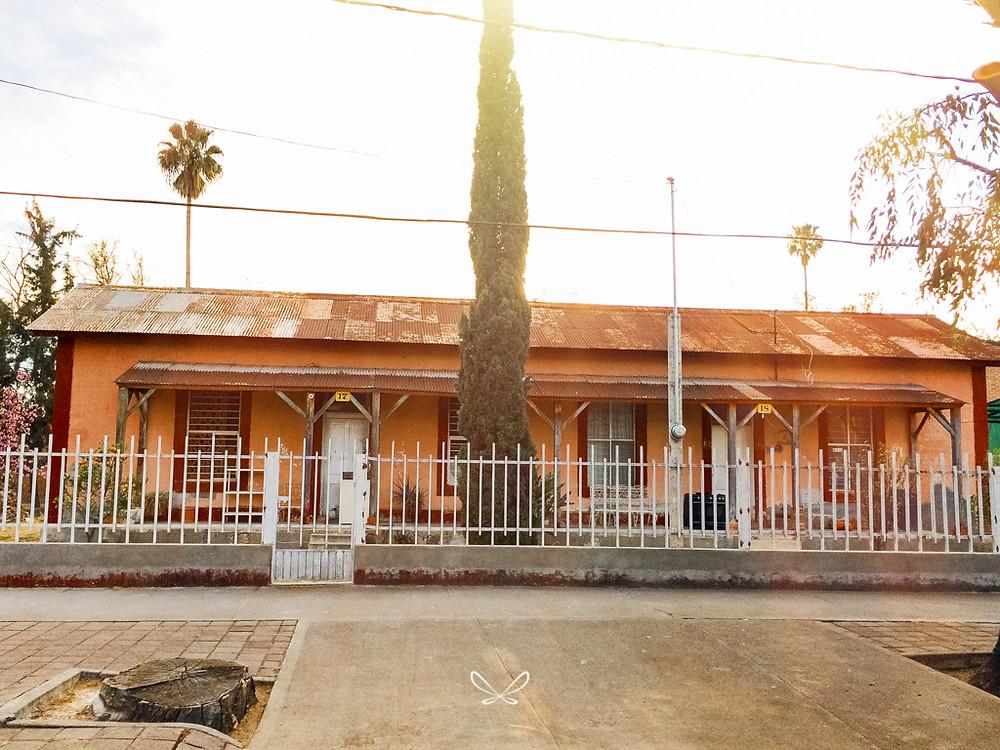 Casa en colonia Ferronales en Aguascalientes