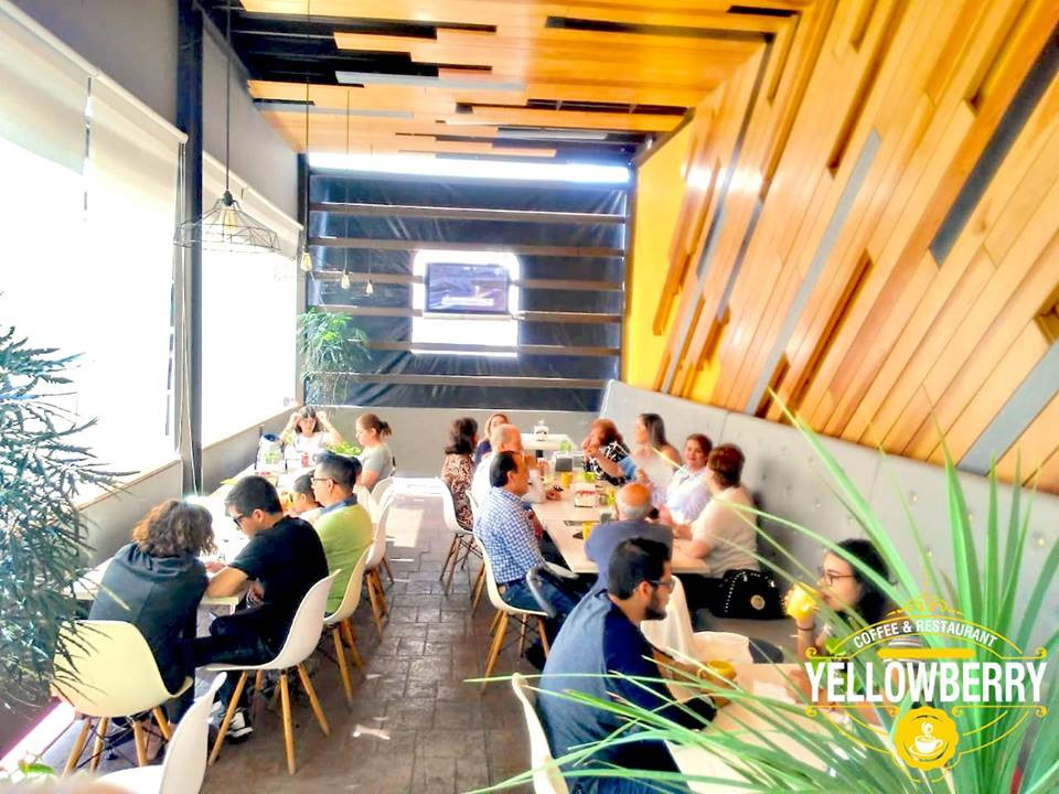 Yellowberry, restaurante Pet-Friendly al norte de Aguascalientes