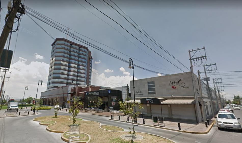 Urban renewal Aguascalientes