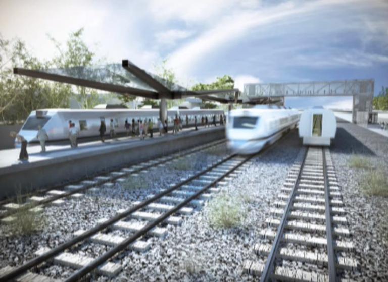 tren suburbano de Aguascalientes