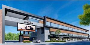 Remodelación del hotel Aguascalientes