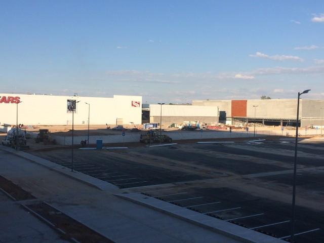 construcción centro comercial altaria