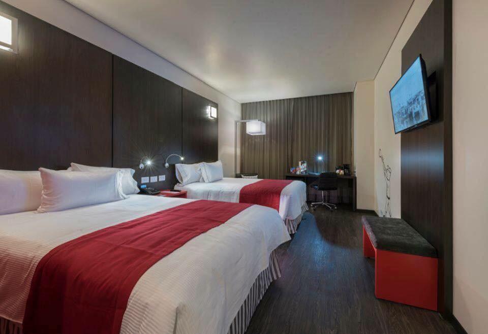 Habitaciones hotel ramada encore aguascalientes