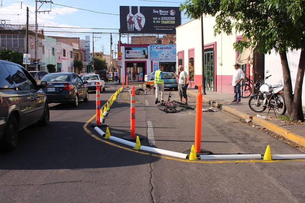 Urbanismo táctico Aguascalientes