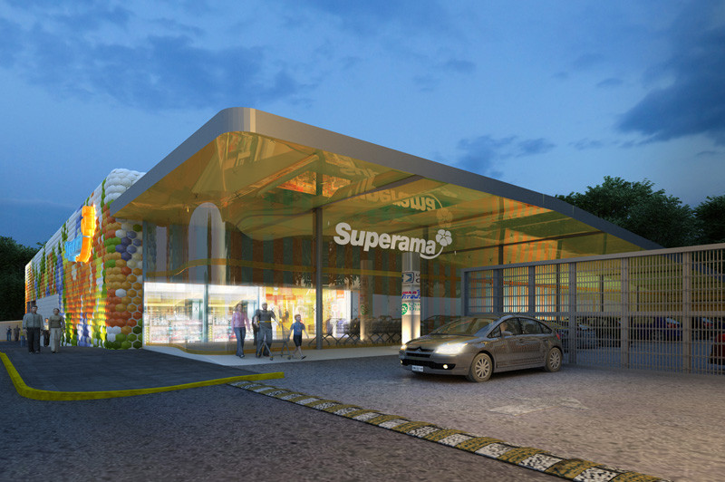 Superama va por su segunda tienda en Aguascalientes | Centro Urbano