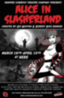 Alice in Slasherland Qui Nguyen Vampire Cowboys