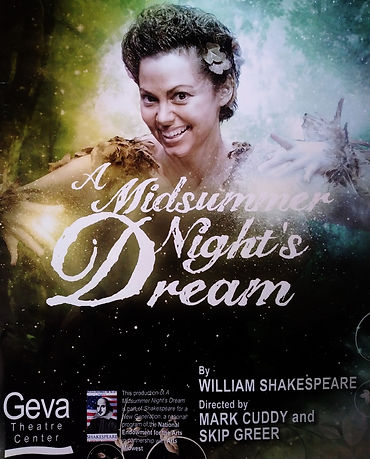 A Midsummer Night's Dream Geva Theatre
