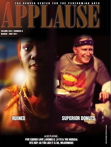 Superior Donuts Denver Center Theatre Company