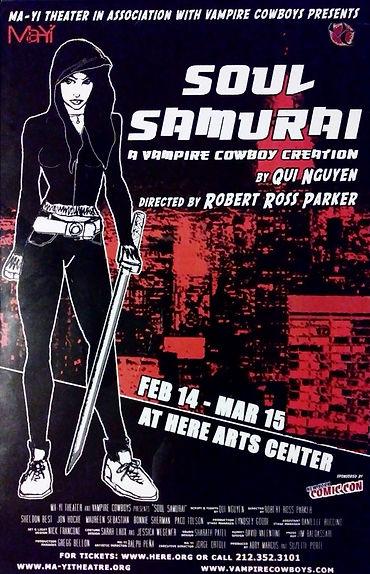 Soul Samurai Qui Nguyen Vampire Cowboys Ma-Yi Theater