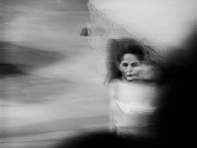 Untitled (Thinking Woman) 2017