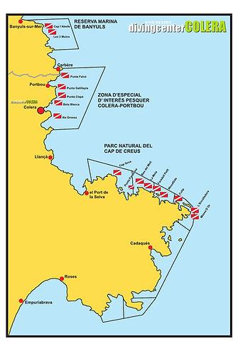 Mapa immersions