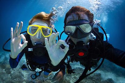 Open Water Diver: formaciones Padi y SSI.