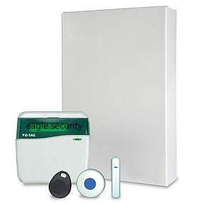 Risco burglar alarm control panel