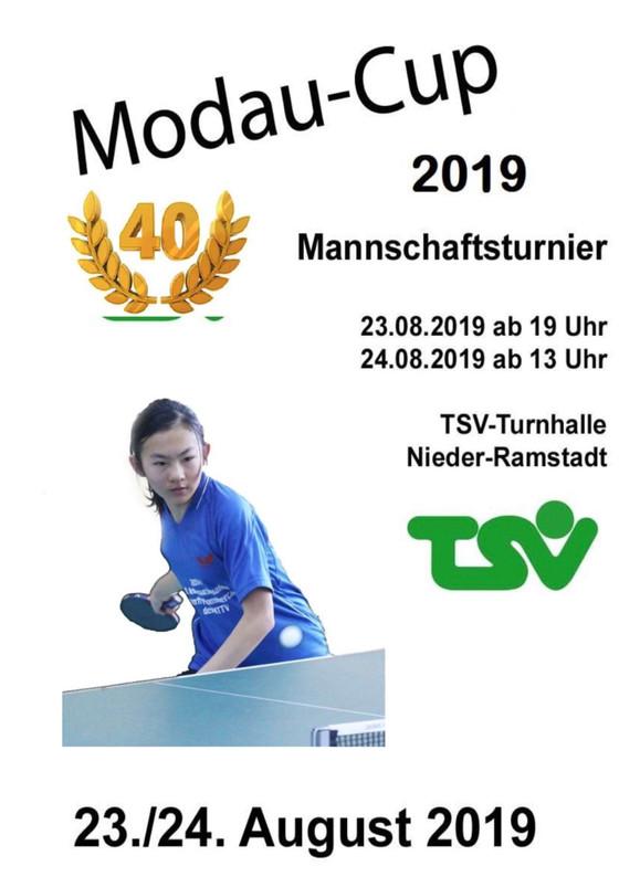 40 Jahre Modau-Cup