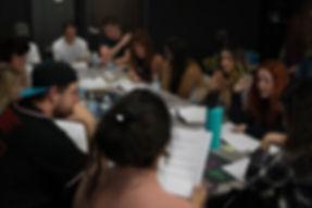 Francesca Phillips, Paul Osuch, Travon Trammell, Aaron Parpart, Cody Persi, Jeremy Boone, Charline Ecoffey, Kellie Christensen, Brenna Narayan, Shadia Martin, Hannah Weidenfeld, and Crisann Smith.
