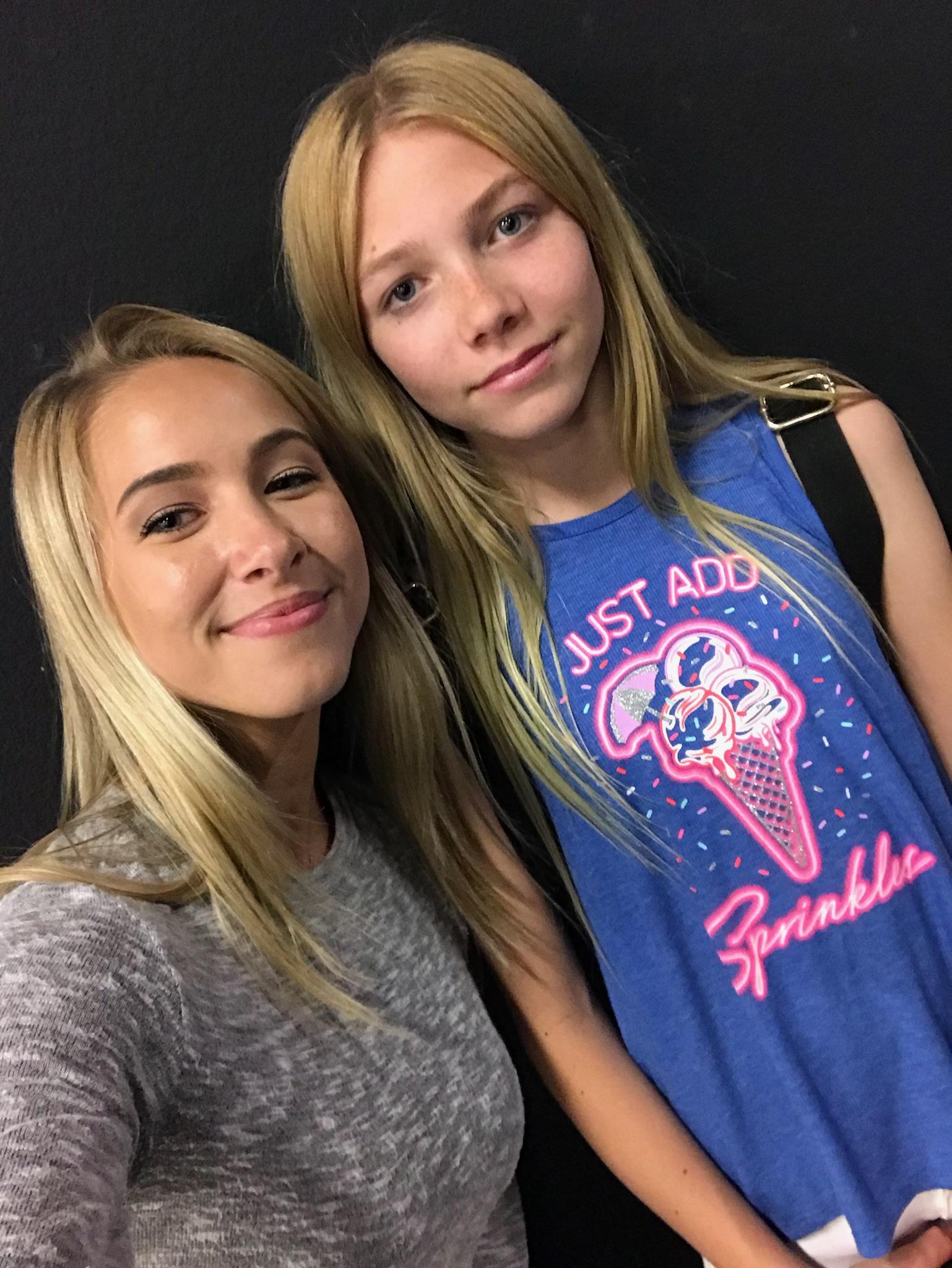 Dani and Young Dani