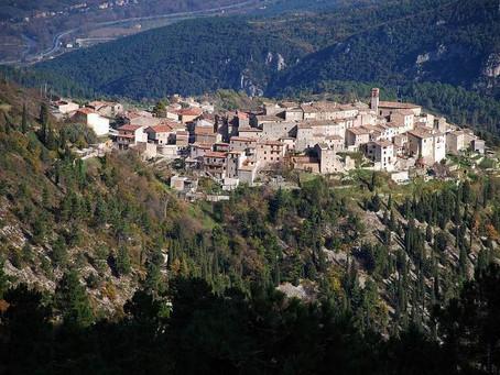 LONGtrek (E) Vall'Acera, Castelletta e altipiani del S. Vicino