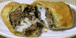 Bulgogi Beef Roll (Appetizer)
