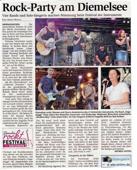 Diemelsee Rockt Festival 2017
