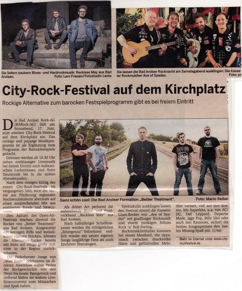 City Rock Festival 2017