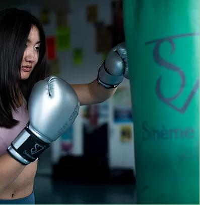 Training Boxing
