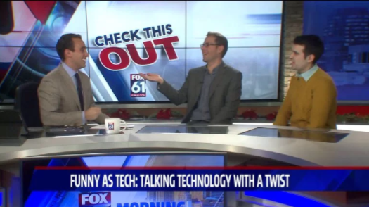 fox61 funny as tech