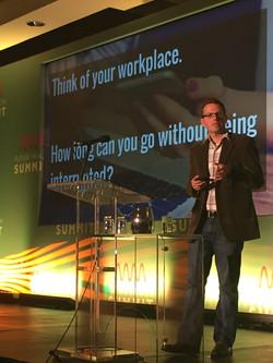 David Ryan Polgar at Future Health Summit