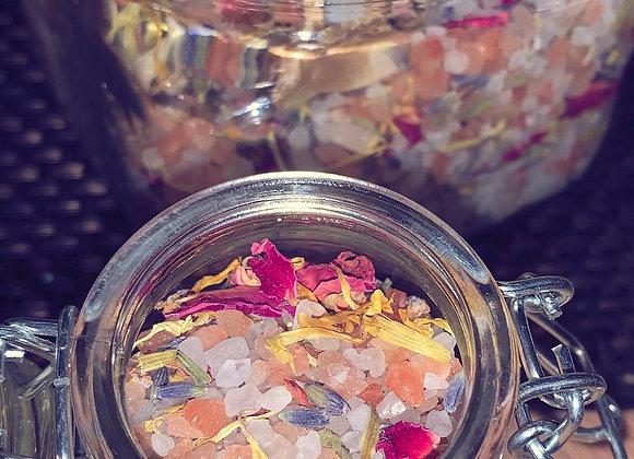 Bathe-N-Flowers Bath Salt
