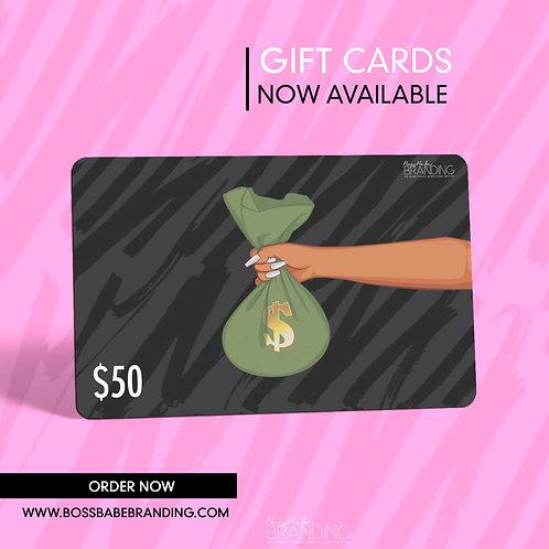 Gift Card + Free $10