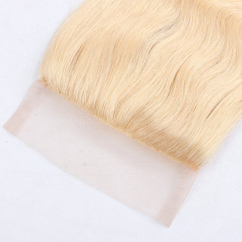 Go Russian Blonde Closure