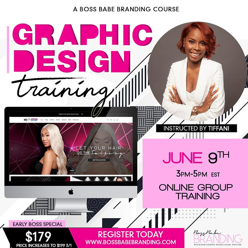Group Graphic Design Training 101