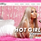 Thumbnail: Pink Fever Pre-Made Website (Wix Only)