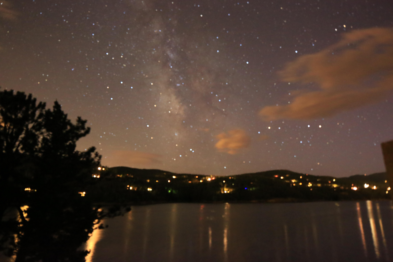 Colorado Milky Way
