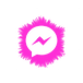 pngtree-messenger-pink-icon-vector-png-i