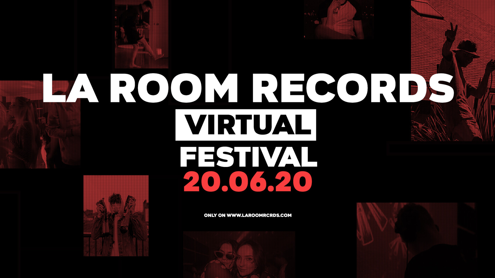 LA ROOM RECORDS - VIRTUAL FESTIVAL
