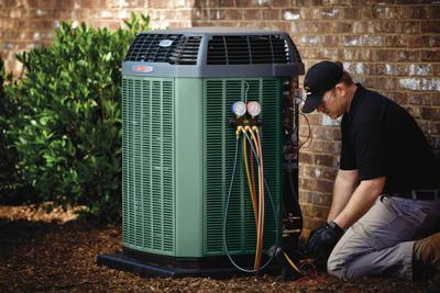 trane-air-conditioning-unit