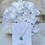 Thumbnail: Green Chrysophace & Gold Filled Necklace