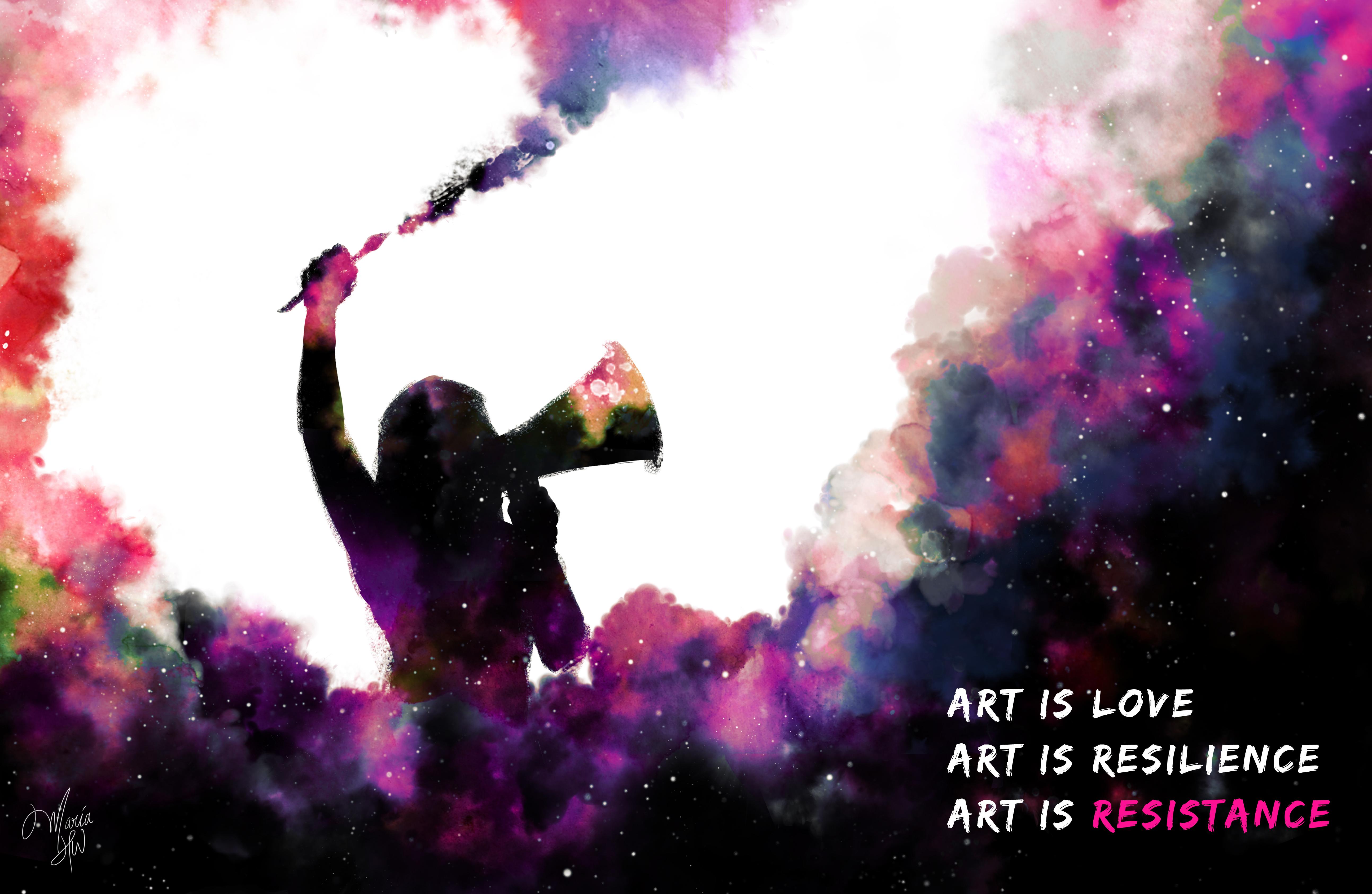 Art Is Love