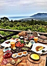 Patara Manzaralı Kahvaltı