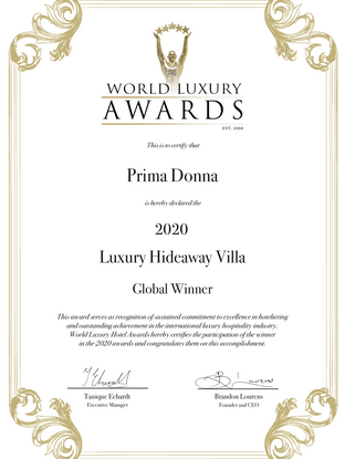 Prima Donna Ödül-2020
