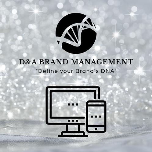 Platinum Web Design Pkg