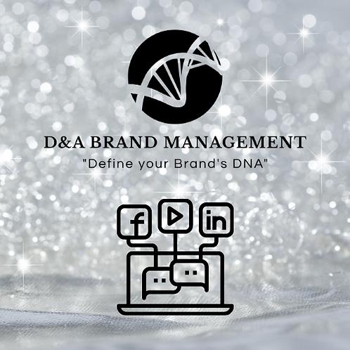 Platinum Social Media Mgt Pkg