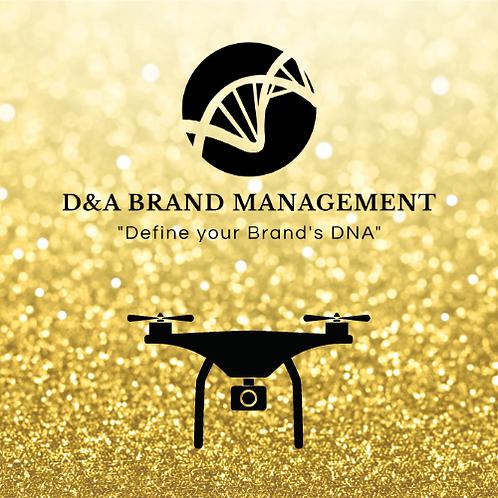 Gold Drone Photo & Video Pkg
