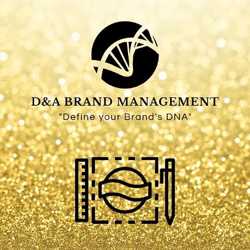 Gold Logo Design Pkg