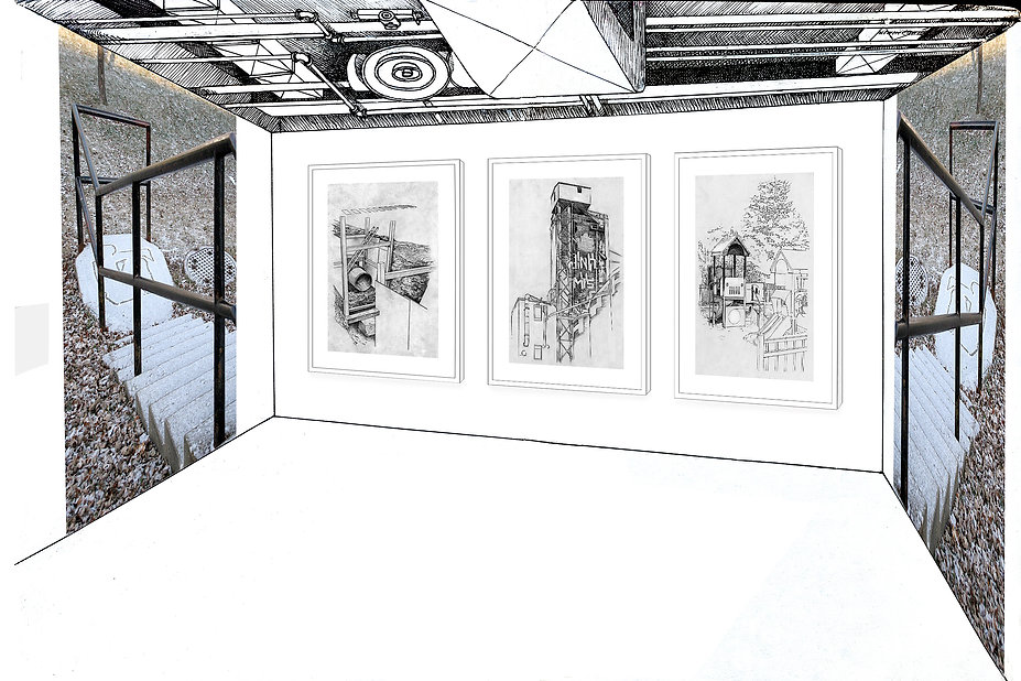 yvon bouchard, artiste, Canada, Québec, Montréal, photographie