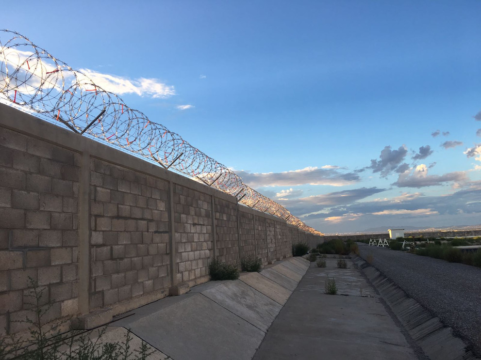 D-Fence | D-Concertina | Government Facility